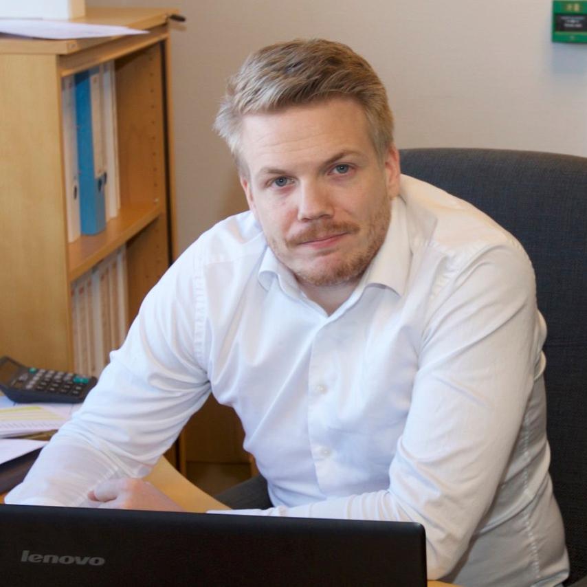Jacob Lindholm